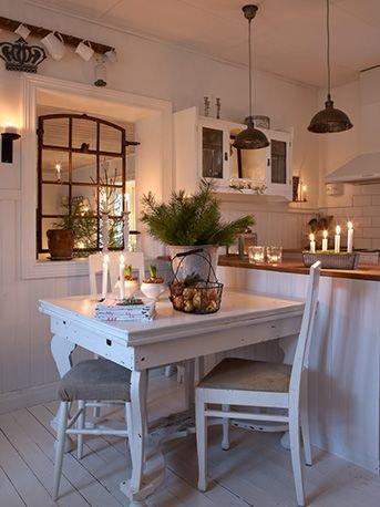 Фотография: Спальня в стиле Скандинавский, Кухня и столовая, Квартира, Мебель и свет, Советы – фото на INMYROOM