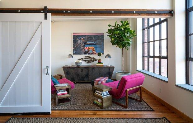 Фотография: Гостиная в стиле Прованс и Кантри, Современный, Эклектика, Лофт, Декор интерьера, Квартира, Дома и квартиры, Нью-Йорк – фото на INMYROOM