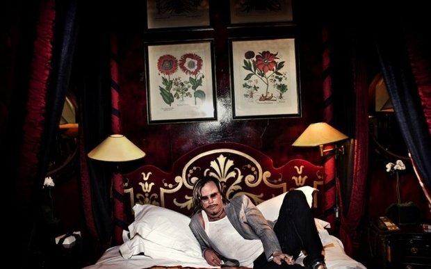 Фотография: Спальня в стиле Классический, Современный, Эклектика, Дома и квартиры, Интерьеры звезд – фото на InMyRoom.ru
