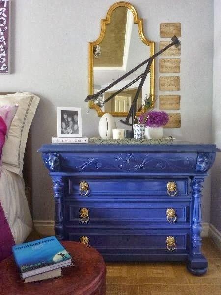 Фотография: Мебель и свет в стиле Прованс и Кантри, Спальня, Интерьер комнат, Подушки, Ковер – фото на INMYROOM
