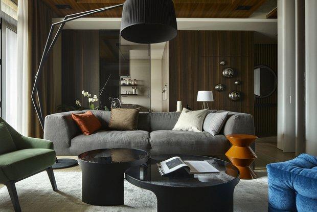Дизайн: бюро Max Kasymov Interior Design