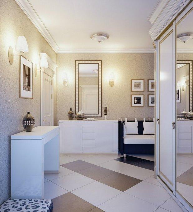 Фотография: Ванная в стиле Классический, Современный, Декор интерьера, Дом, Дома и квартиры, Проект недели, Неоклассика – фото на INMYROOM