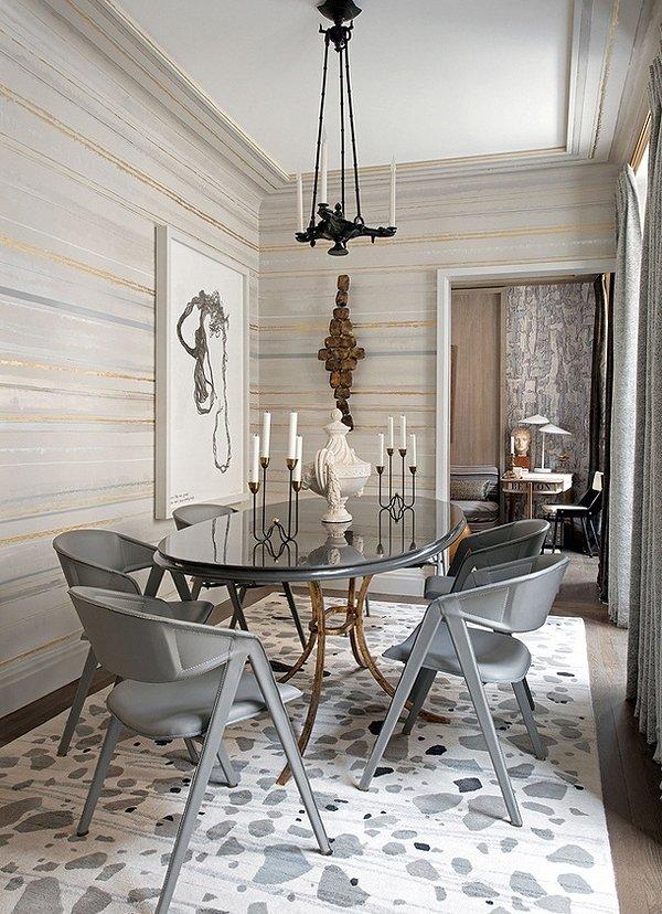 Фотография: Кухня и столовая в стиле Современный, Малогабаритная квартира, Квартира, Франция, Дома и квартиры, Париж – фото на INMYROOM
