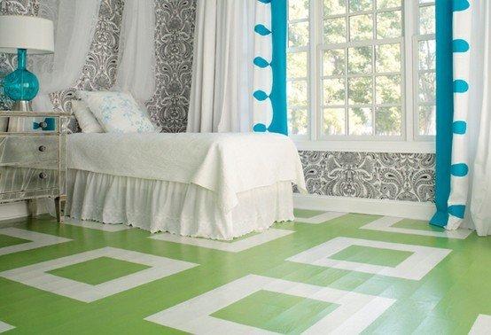 Фотография: Спальня в стиле Эклектика, Декор интерьера, Декор дома, Пол – фото на INMYROOM