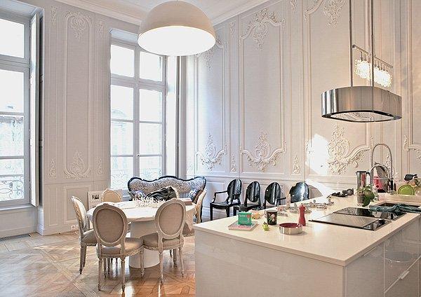 Фотография: Кухня и столовая в стиле , Декор интерьера, Дом, Мебель и свет – фото на INMYROOM