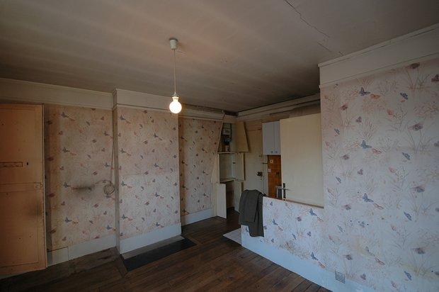 Фотография: Прочее в стиле , Малогабаритная квартира, Квартира, Цвет в интерьере, Белый, Проект недели, Переделка – фото на INMYROOM