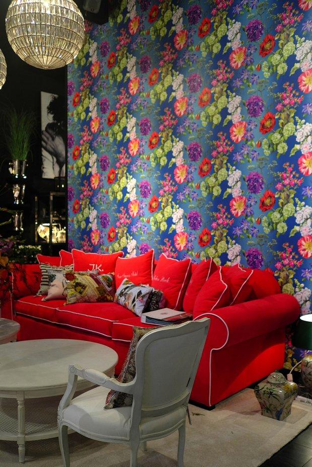 Фотография: Гостиная в стиле Классический, Современный, Эклектика, Индустрия, События, Маркет, Maison & Objet, Женя Жданова – фото на INMYROOM