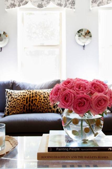 Фотография: Гостиная в стиле Эклектика, Декор интерьера, DIY, Аксессуары, Интерьер комнат, Декор, Мебель и свет – фото на INMYROOM