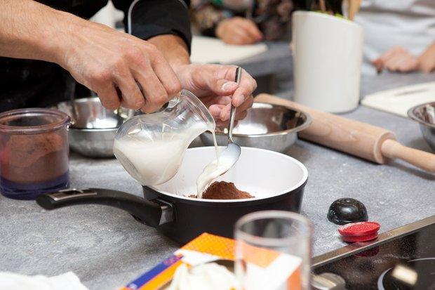 Фотография: Прочее в стиле , Стиль жизни, Еда, Кулинарная студия Clever, Кулинария, Олег Туркин – фото на INMYROOM