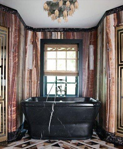 Фотография: Ванная в стиле Прованс и Кантри, Индустрия, Люди, Посуда, Ретро – фото на INMYROOM