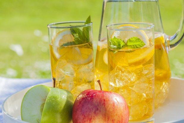 Фотография:  в стиле , Сырым, Напитки, Кулинарные рецепты, 15 минут, чай, Лето – фото на INMYROOM