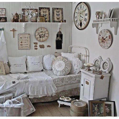 Фотография: Декор в стиле Прованс и Кантри, Современный, Декор интерьера, Часы, Декор дома – фото на InMyRoom.ru