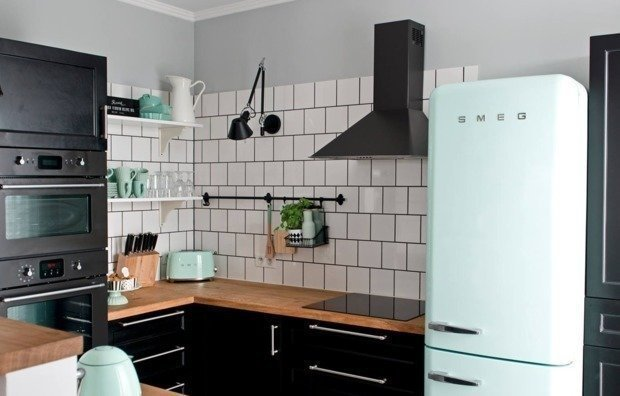 Фотография: Кухня и столовая в стиле Прованс и Кантри, Ремонт, Ремонт на практике, Гид, ремонт своими руками – фото на INMYROOM