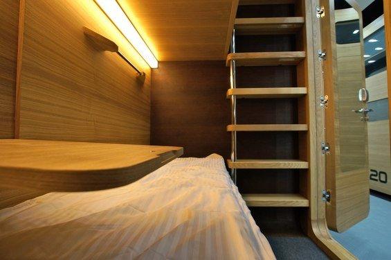 Фотография: Спальня в стиле Минимализм, Эко, Индустрия, Новости – фото на INMYROOM
