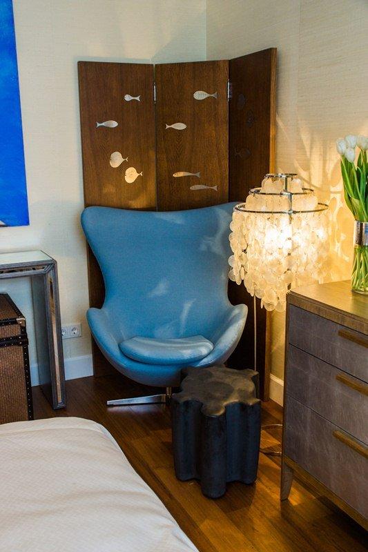 Фотография: Декор в стиле Современный, Спальня, Декор интерьера, Интерьер комнат, Морской – фото на INMYROOM