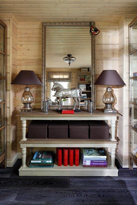 """Фотография: Декор в стиле , Дом, Дома и квартиры, Проект недели, Школа """"Детали"""", dom-iz-brusa – фото на INMYROOM"""