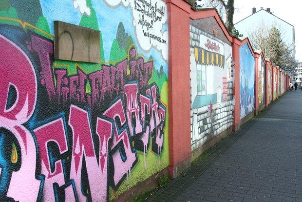Фотография: Прочее в стиле , Дома и квартиры, Городские места, Роспись, Граффити, Стрит-арт – фото на INMYROOM
