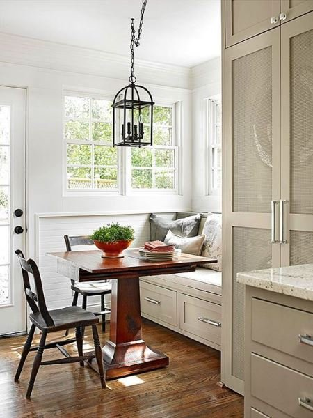 Фотография: Кухня и столовая в стиле Скандинавский,  – фото на INMYROOM
