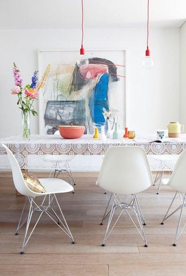 Фотография: Кухня и столовая в стиле Скандинавский, Современный, Эклектика, Декор интерьера, DIY, Стиль жизни, Советы, Стена, Постеры – фото на INMYROOM