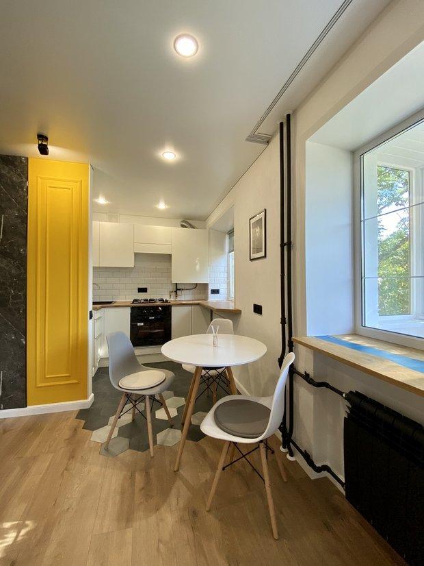 Мебель на кухню — это популярный аналог Eames, знакомый многим. Легкая, красивая, практичная.