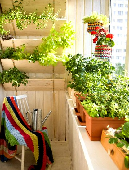 Фотография: Балкон, Терраса в стиле Скандинавский, Современный, Интерьер комнат – фото на INMYROOM