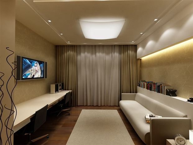 Фотография: Планировки в стиле , Гостиная, Декор интерьера, Квартира, Дом – фото на INMYROOM