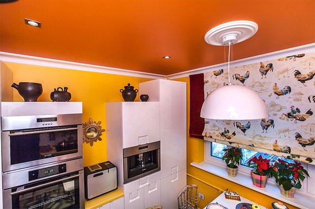 Фотография: Кухня и столовая в стиле Прованс и Кантри, Современный, Эклектика, Интерьер комнат – фото на INMYROOM