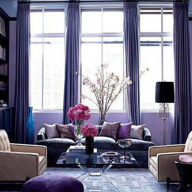 Фотография: Гостиная в стиле Эклектика, Современный, Декор интерьера, Дизайн интерьера, Цвет в интерьере – фото на INMYROOM