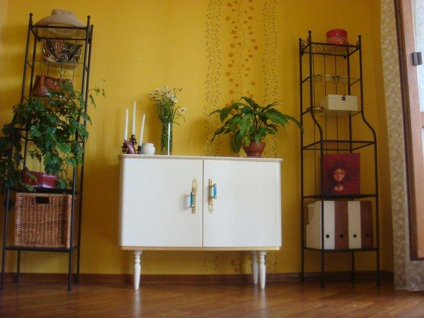 Фотография: Декор в стиле Прованс и Кантри, Современный, Декор интерьера, DIY, Цвет в интерьере, Переделка, Бирюзовый – фото на INMYROOM