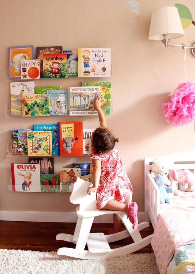 Фотография: Спальня в стиле Прованс и Кантри, Детская, Декор интерьера, Советы, Перепланировка – фото на INMYROOM
