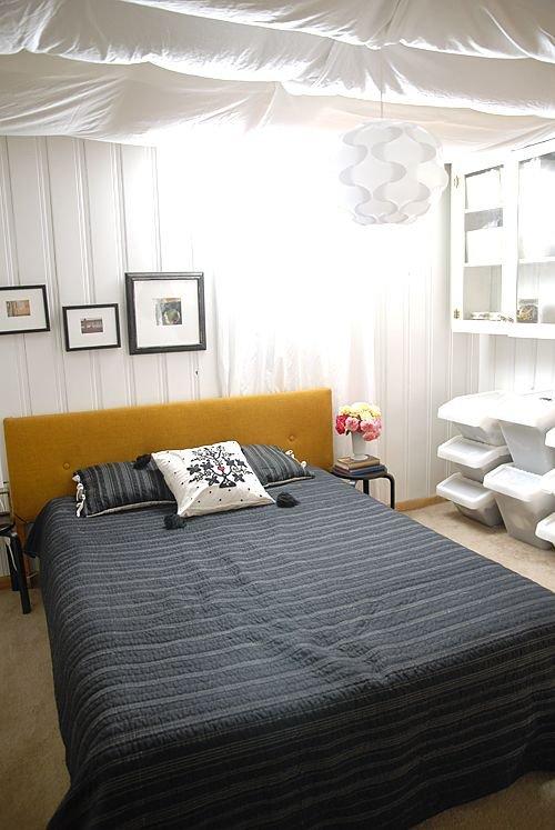 Фотография: Спальня в стиле Скандинавский, Ремонт на практике – фото на INMYROOM