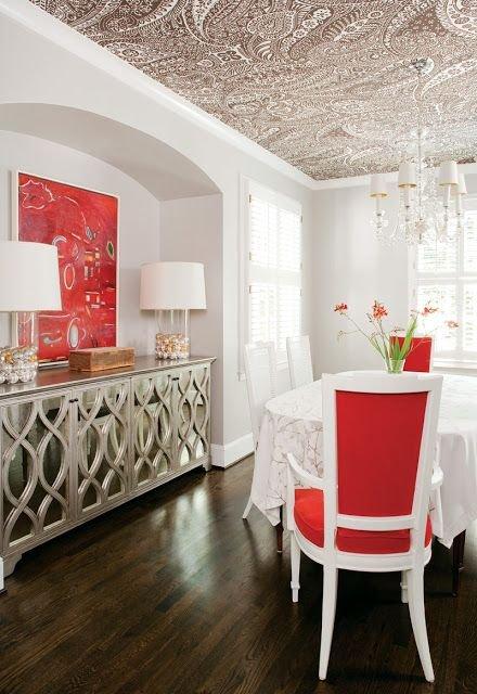 Фотография: Кухня и столовая в стиле Прованс и Кантри, Декор интерьера, Дом, Декор, Декор дома, Цвет в интерьере – фото на INMYROOM