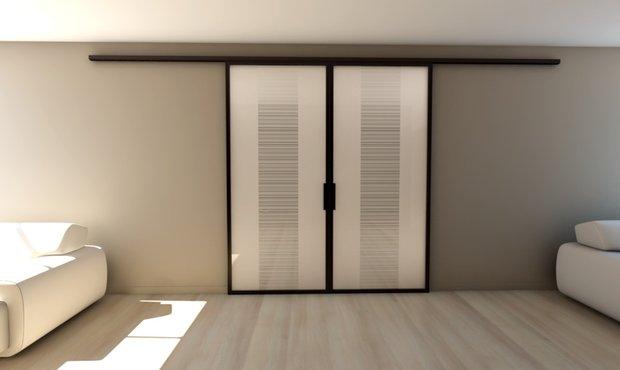 Фотография:  в стиле , Советы, UNION, раздвижные перегородки, раздвижные двери – фото на INMYROOM
