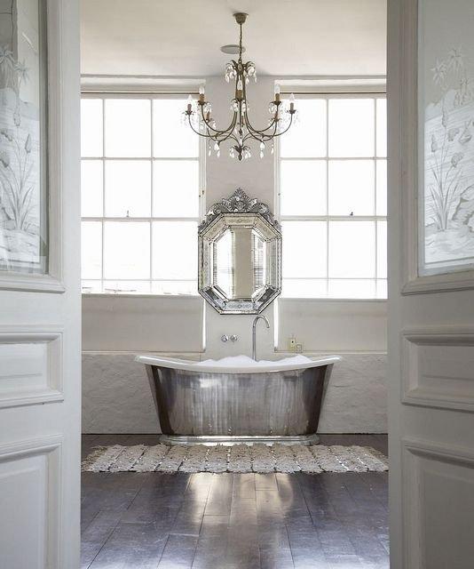 Фотография: Ванная в стиле , Классический, Стиль жизни, Советы – фото на INMYROOM