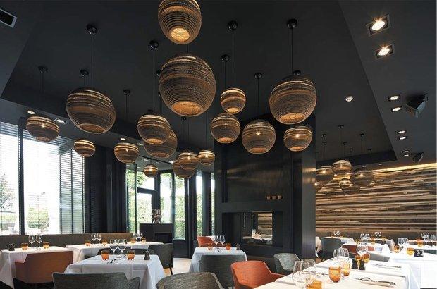 Фотография:  в стиле Современный, Декор интерьера, Мебель и свет, Светильники – фото на InMyRoom.ru