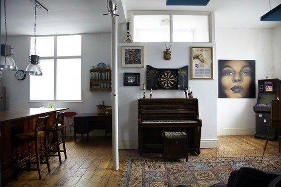 Фотография: Гостиная в стиле Скандинавский, Дом, Дома и квартиры, Лондон – фото на INMYROOM