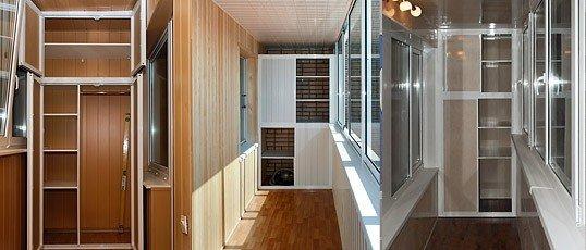 Фотография: Балкон в стиле , Стиль жизни, Советы, Шкаф, Евростиль-сервис, Зимний сад – фото на INMYROOM