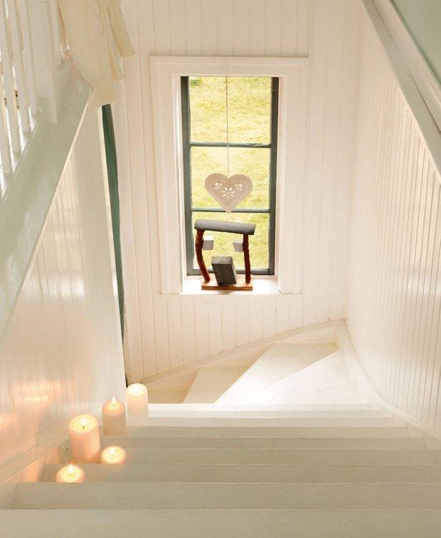Фотография:  в стиле Прованс и Кантри, Дом, Дома и квартиры, IKEA, Проект недели, Дача – фото на InMyRoom.ru