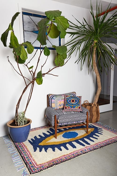 Фотография: Декор в стиле Прованс и Кантри, Малогабаритная квартира, Квартира, Флористика, Стиль жизни, Зимний сад – фото на INMYROOM