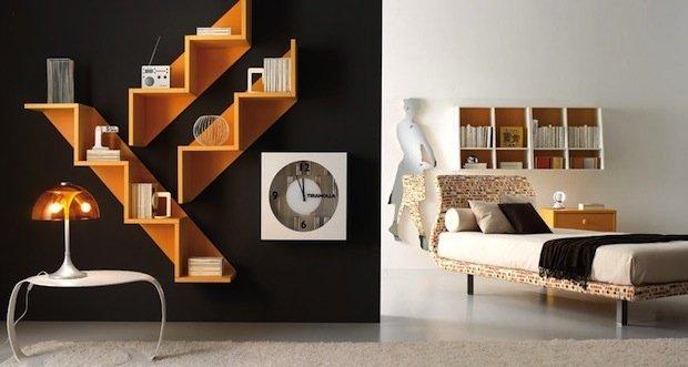 Фотография: Мебель и свет в стиле Современный, Декор интерьера, Декор дома, Библиотека – фото на INMYROOM