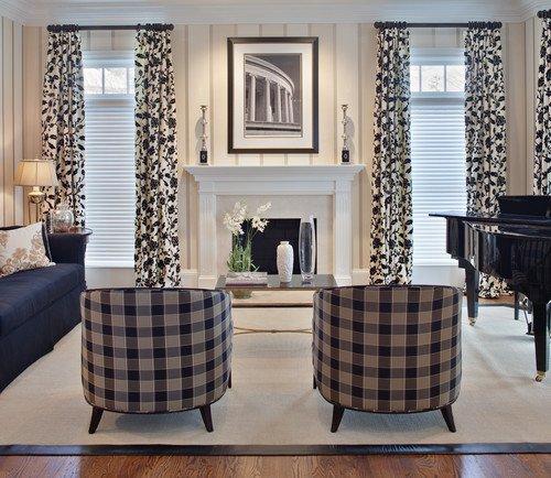Фотография: Гостиная в стиле Классический, Современный, Декор интерьера, Декор дома, Прованс, Пол – фото на INMYROOM
