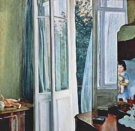 Машенкин Валерий Алексеевич (Россия, 1939) «Интерьеры»