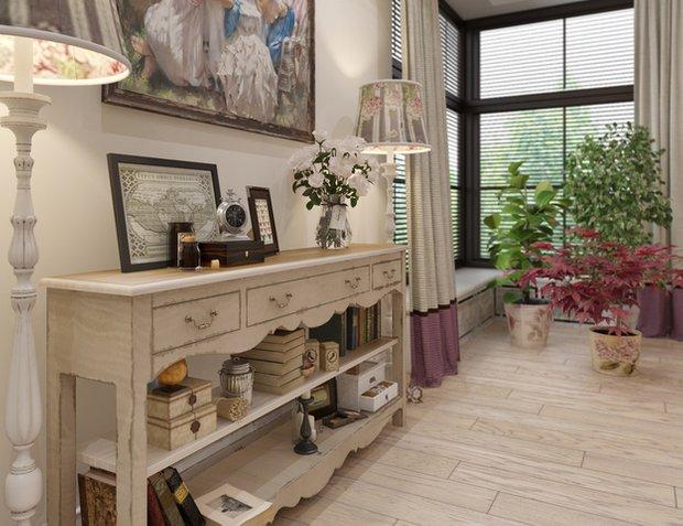 Фотография: Мебель и свет в стиле Прованс и Кантри, Классический, Дом, Дома и квартиры, Прованс, Проект недели – фото на INMYROOM
