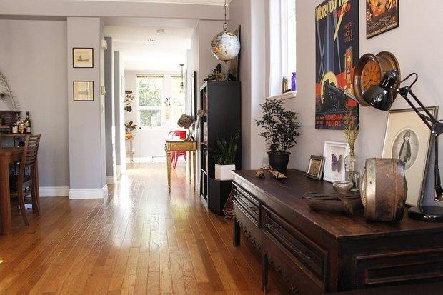 Фотография: Гостиная в стиле Лофт, Декор интерьера, Дом, Декор, Декор дома, Цвет в интерьере – фото на INMYROOM