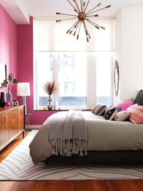 Фотография: Спальня в стиле Современный, Эклектика, Классический, Скандинавский, Декор интерьера, Декор, Советы – фото на INMYROOM