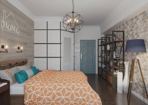 Фотография: Спальня в стиле Лофт, Советы, Даша Ухлинова – фото на INMYROOM