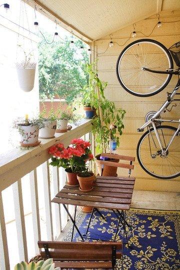 Фотография: Балкон, Терраса в стиле Прованс и Кантри, Стиль жизни, Советы – фото на INMYROOM