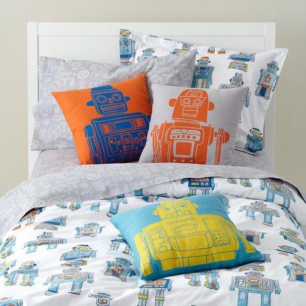 Фотография: Спальня в стиле Скандинавский, Современный, Детская, Декор интерьера, Декор дома – фото на INMYROOM