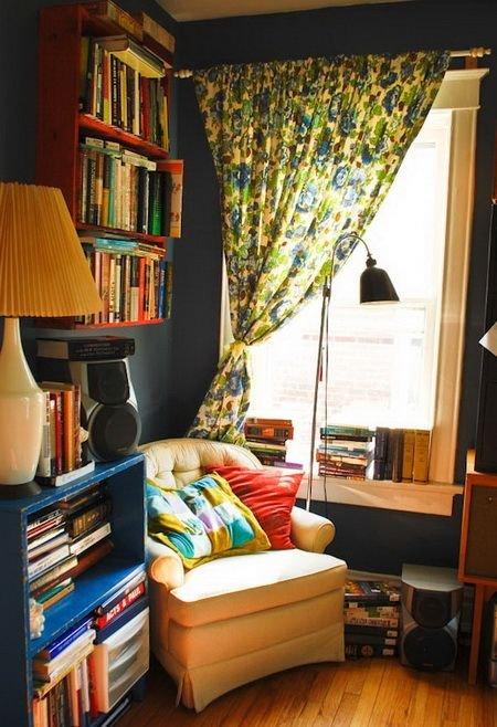 Фотография: Мебель и свет в стиле Прованс и Кантри, Малогабаритная квартира, Квартира – фото на INMYROOM