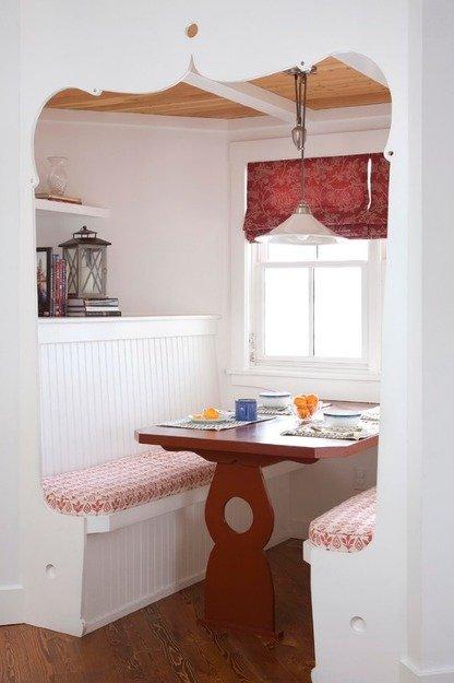 Фотография: Кухня и столовая в стиле Прованс и Кантри, Декор интерьера, Стиль жизни, Советы, Обеденная зона – фото на INMYROOM